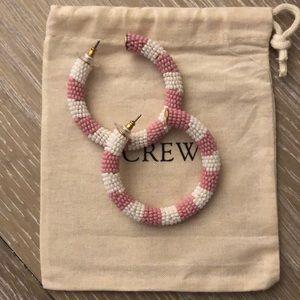J. Crew beaded earrings